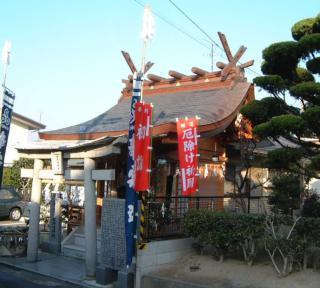 田所明神社