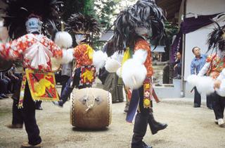 鶴岡八幡神社秋季大祭