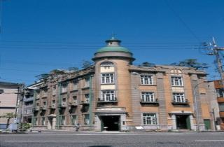 旧秋田商会ビル 観光案内所