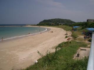 島戸海水浴場