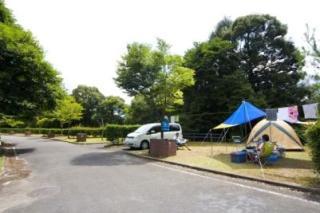 豐田湖畔公園露營地