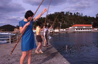 タイハマチ観光つり掘