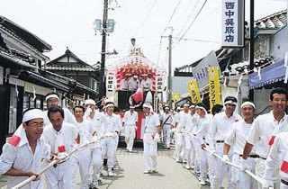 阿知須浦祭