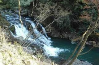Deep water ke flat no waterfall