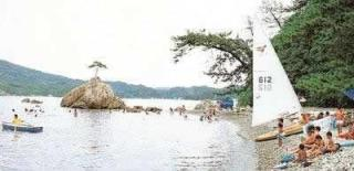 長磯海水浴場