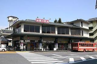 橋の駅(岩国市観光物産交流センター)
