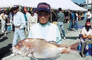 sazanseto Obatake泰國釣魚大會