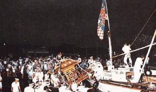 埴生祇園祭り