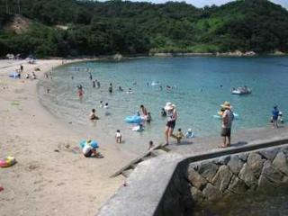 中の浦海浜公園
