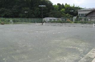 TAIKOスポーツセンター田布施 テニス場