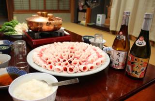 民宿うり坊 (郷土料理)