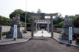 山北八幡神社