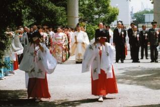 讃岐宮春季例大祭