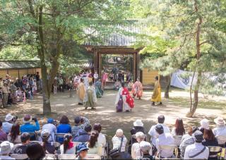 【2021年開催中止】無形文化財蹴鞠