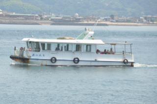 鹿島周遊船