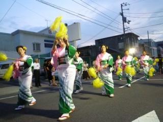 Minato Festival (Dance Meet, Fireworks Display)★38213ba2212075853