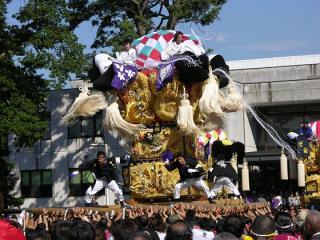 土居秋祭り