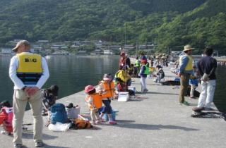 ファミリー釣り大会