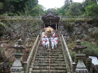 神峯神社秋季大祭