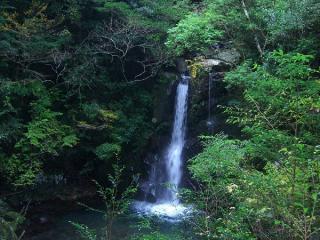 不動の滝 一の滝