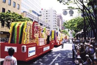 福岡市民の祭り 博多どんたく港まつり
