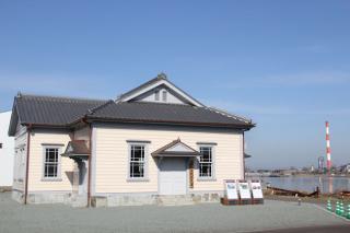 旧長崎税関三池税関支署(世界遺産)