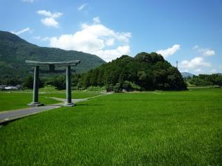鏡山大神社
