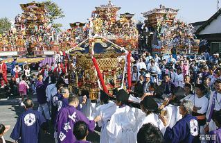 五谷神神社神幸節