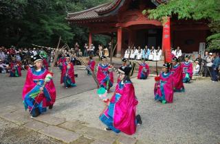 多久聖廟秋季釈菜・孔子祭