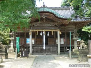 綾部八幡神社