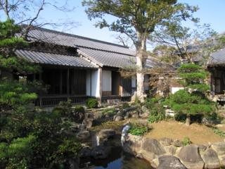 Old Masataka Kusumoto mansion
