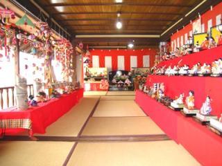 長崎街道 松原宿のひな祭り