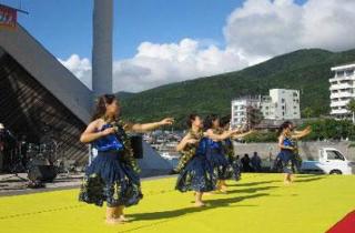【2020年中止】フラっとハワイアンフェスティバル in OBAMA