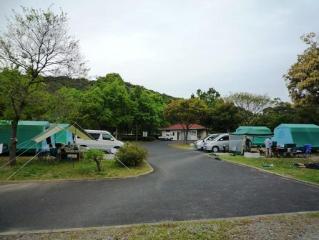 大崎公園オートキャンプ場