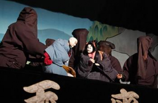皿山人形浄瑠璃奉納公演