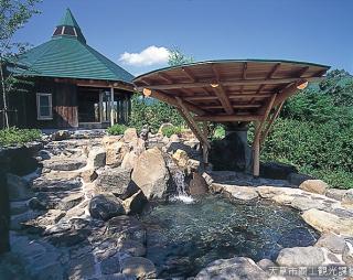 牛深温泉センター やすらぎの湯