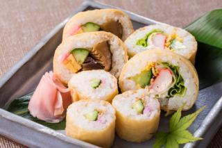 南関あげ巻き寿司