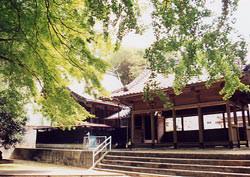 中津道阿蘇宮の森