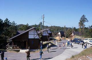 白嶽森林公園キャンプ場