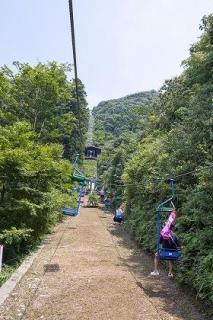 羅漢寺観光リフト(耶馬渓リフト)
