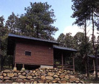 憩の森キャンプ場