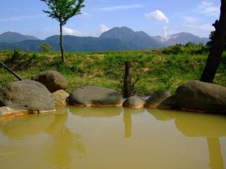 馬子草温泉