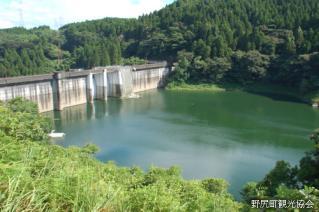 野尻湖(岩瀬ダム湖)