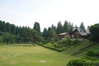 池の窪グリーンパークログハウス