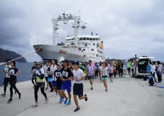 【2021年中止】トカラ列島島巡りマラソン大会