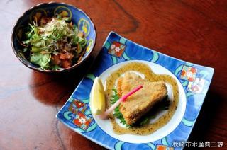 昆鰹(コンカツ)料理