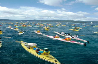 奄美海皮艇馬拉松IN加計呂麻