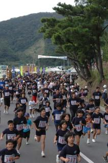 加計呂麻島ジョギング大会