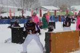 hottoyuda 2017北日本打雪仗大會