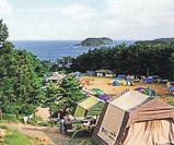 休暇村 気仙沼大島 キャンプ場